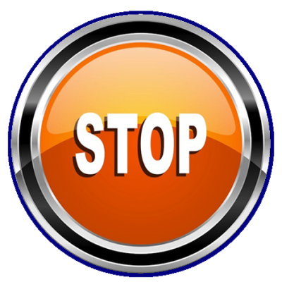 stop button PNG